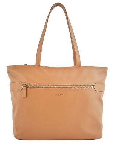 Longchamp Besace Beige