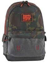 Sac à Dos 1 Compartiment Superdry Multicolore backpack men M91000JQ