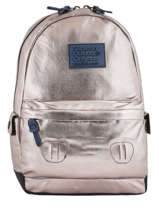 Sac à Dos 1 Compartiment Superdry Rose backpack woomen G91004NQ