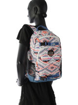 Sac à Dos 1 Compartiment Dakine Multicolore girl packs 8210-105-vue-porte