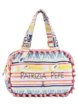 Sac Shopping Nomad Spirit Patrizia pepe Multicolore nomad spirit 2V7743