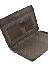 Conférencier Hexagona Marron confort 462555-vue-porte