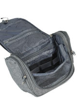 Trousse De Toilette Travel Gris snow 122085TT-vue-porte