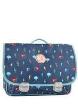 Cartable Jp by jeune premier Bleu jp bags PAL18