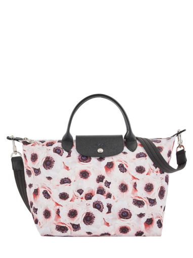 Longchamp Le pliage anÉmone Sac porté main Rose