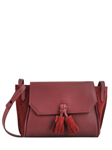 Longchamp PÉnÉlope soft Sac porté travers Rouge