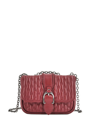 Longchamp Amazone matelassÉ Besace Rouge