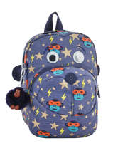 Sac A Dos Mini Kipling Bleu back to school 253