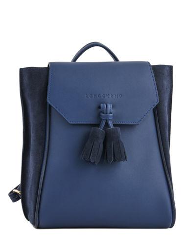 Longchamp PÉnÉlope soft Sac à dos Bleu