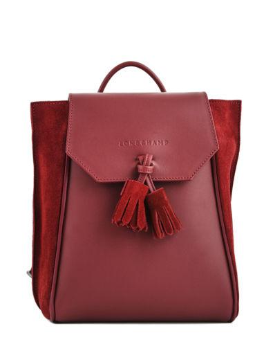 Longchamp PÉnÉlope soft Sac à dos Rouge