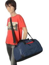 Sac De Voyage Cabine Luggage Quiksilver Noir luggage QYBL3151-vue-porte