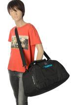 Reistas Voor Cabine Luggage Quiksilver Zwart luggage QYBL3151-vue-porte