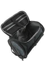 Trousse De Toilette Quiksilver Noir luggage QYBL3150-vue-porte