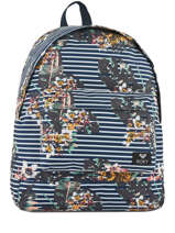 Rugzak 1 Compartiment Roxy Zwart back to school RJBP3732