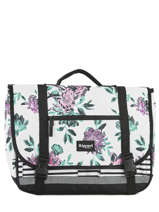 Cartable 2 Compartiments Rip curl Rose desert flower LBPHF1