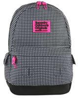 Rugzak 1 Compartiment Superdry Zwart backpack woomen G91008NQ