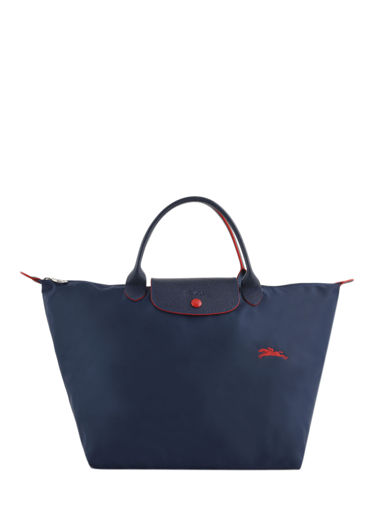Longchamp Le pliage club Handtas Blauw