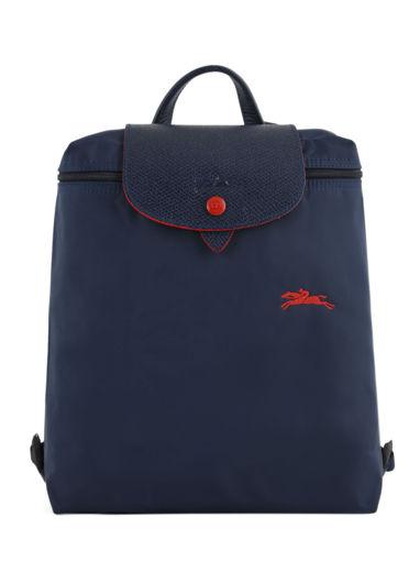 Longchamp Le pliage club Sac à dos Violet