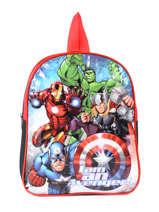 Sac à Dos Mini Avengers Multicolore basic AST4085