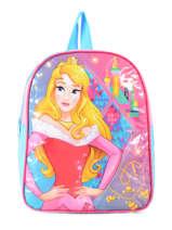 Sac à Dos Mini Disney Rose princess AST4091