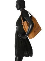 Longchamp Longchamp 3d Besace Beige-vue-porte
