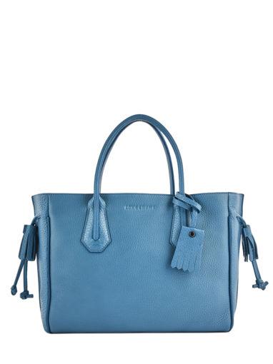 Longchamp Pénélope Sac porté main Bleu