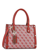 Sac Porté Main Florence Guess Rouge florence SG699106