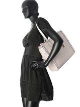 Sac Shopping Florence Guess Noir florence SG699123-vue-porte