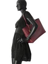 Sac Porté épaule A4 Frida Emporio armani Noir frida 15Y3D081-vue-porte