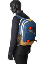 Sac à Dos 2 Compartiments Dakine Bleu street packs 1001-437-vue-porte