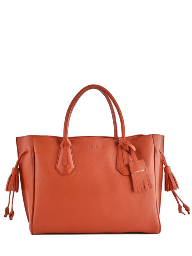 Longchamp Pénélope Sac porté main Orange