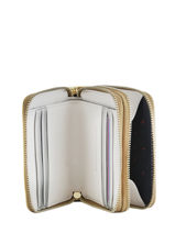 Porte-monnaie Tommy hilfiger Or iconic tommy AW05567-vue-porte