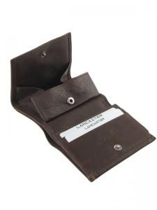 Porte-monnaie Cuir Lancaster Noir soft vintage homme 120-10-vue-porte