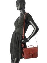 Sac Bandouliere Lois Lane Cuir Burkely Noir lois 539871-vue-porte