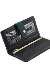 Tout-en-un Cuir Mila louise Vert vintage 3229CGA-vue-porte