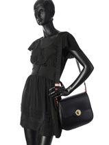 Sac à Main Betty Emporio armani Noir betty 99Y3B097-vue-porte