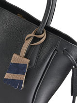 Longchamp Pénélope Bijoux Noir-vue-porte