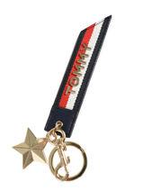 Boîte Cadeau Porte-monnaie Et Porte-clefs Tommy hilfiger Bleu iconic tommy AW05733-vue-porte