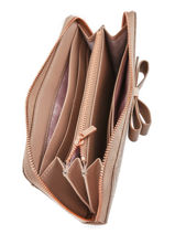 Portefeuille Bow Detail Ted baker Zwart bow detail AINE-vue-porte