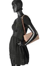 Sac De Soirée Crystal Bow Ted baker Noir crystal bow LILYIAH-vue-porte