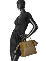 Longchamp PÉNÉLOPE FANTAISIE Sac porté main Noir-vue-porte
