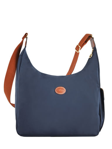 Longchamp Le pliage Cross body tas Blauw
