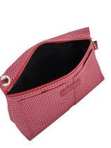 Longchamp Le pliage dandy Pochette Rose-vue-porte