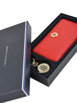 Cadeaukoffer Tommy hilfiger Rood th core AW06322-vue-porte