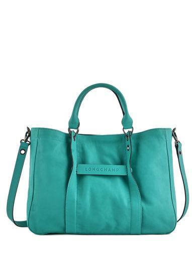 Longchamp Handtas Groen