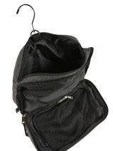 Toiletzak Eastpak Grijs authentic luggage K67D-vue-porte