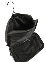 Trousse De Toilette Eastpak Noir authentic luggage K67D-vue-porte