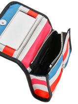 Trousse Sonia rykiel Multicolore forever nylon 2493-38-vue-porte