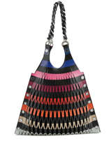 Sac Shopping Baltard Cuir Sonia rykiel Multicolore baltard 9255-27