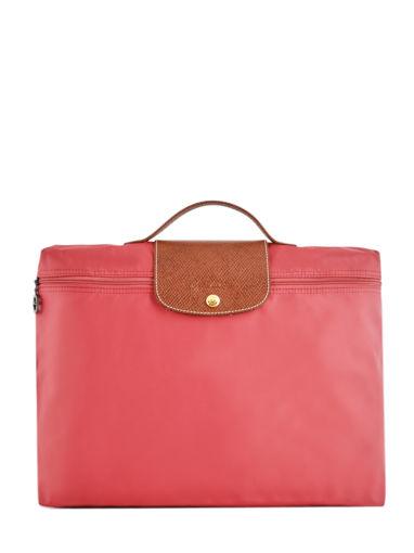 Longchamp Aktetas Roze